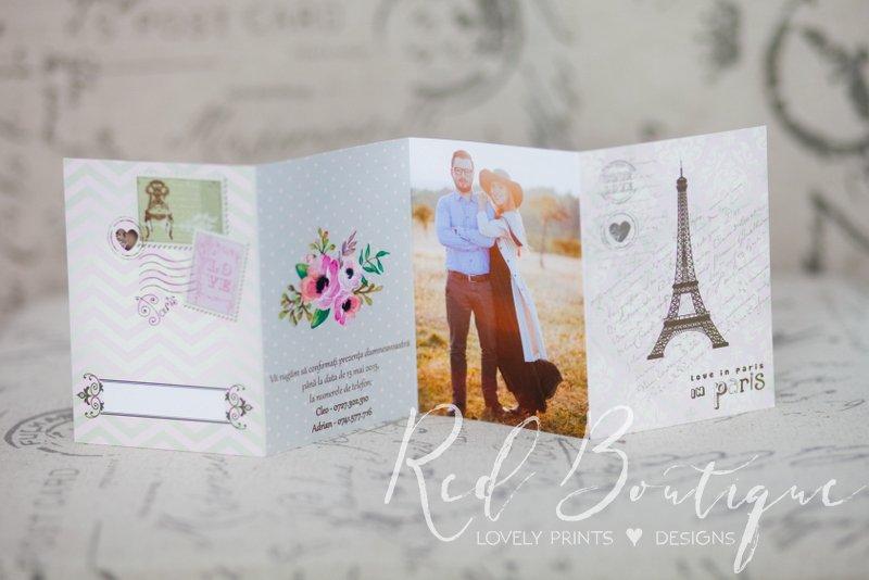 Invitatie De Love In Paris